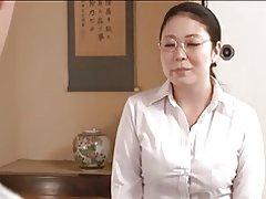 Gift lærer besøg studerende hjem 1of4 censureret ctoan