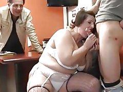 Hot buttede italiensk modne - anal fuck