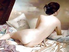 Nøgen i kunst