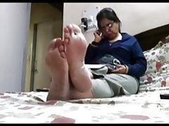 Oprigtig varme fødder (såler og tæer)