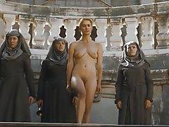 Lena headey nøgen i slowmotion